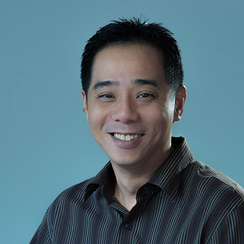 Pastor Aaron Koh