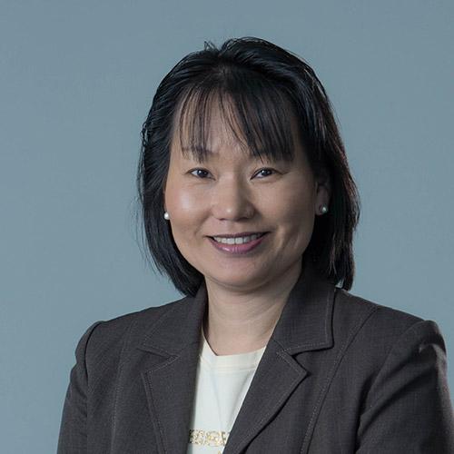 Pastor Gracie Liu