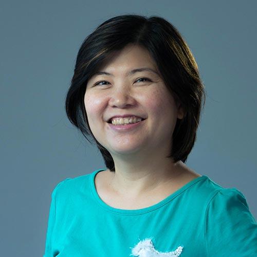 Pastor Sally Tan