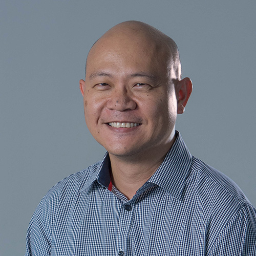 Pastor Wang Tiak Kweng