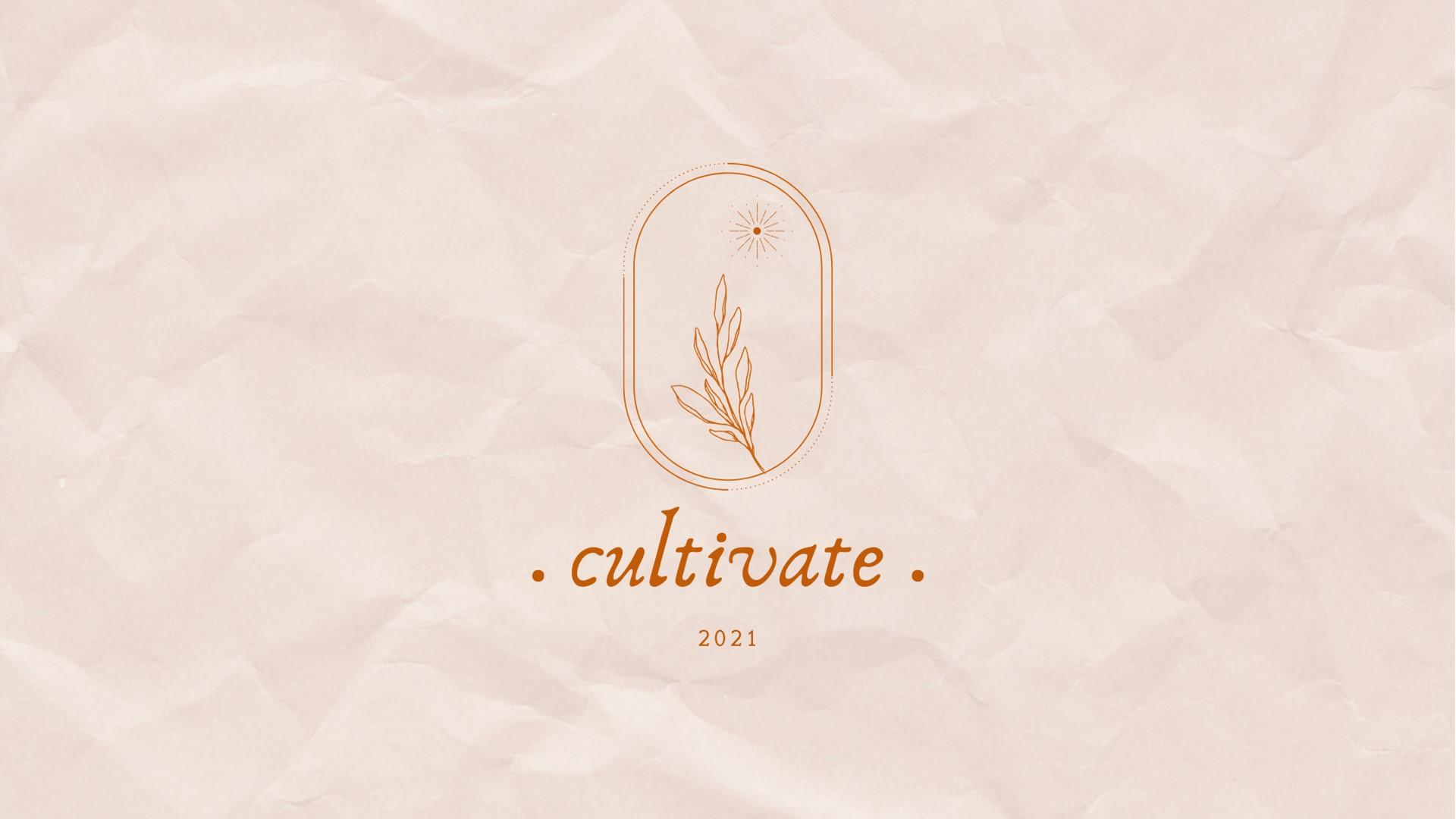 Cultivate 2021